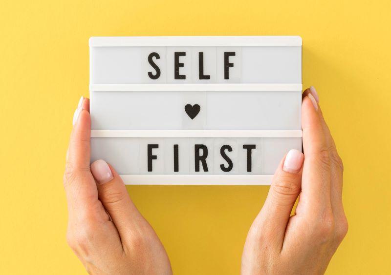 ljubav prema sebi prvo